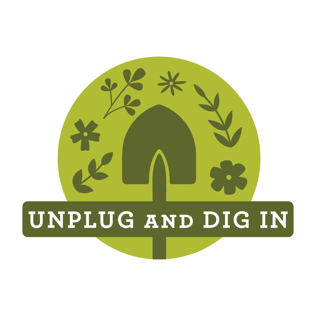 Download The Dig into Gardening Instagram Graphic