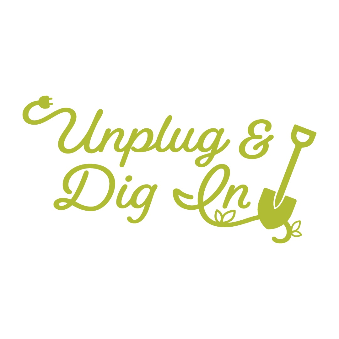 Download The Unplug and Dig In Instagram Graphic